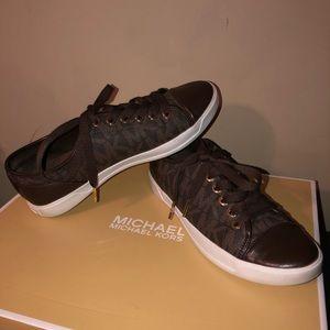 Women's Michael Kors City Sneakers